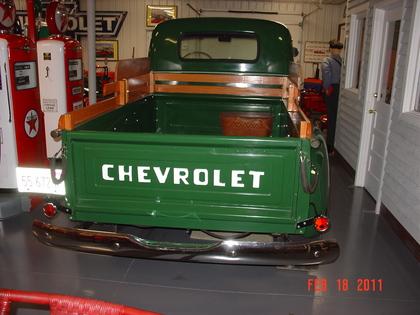 1954 Chevy C10
