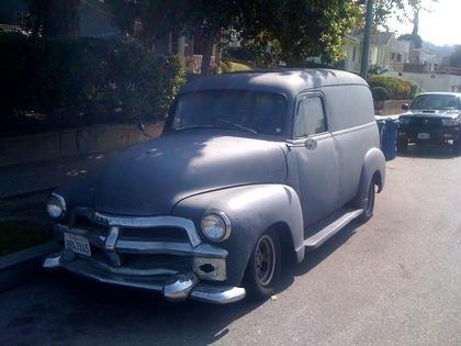 1954 chevy panel
