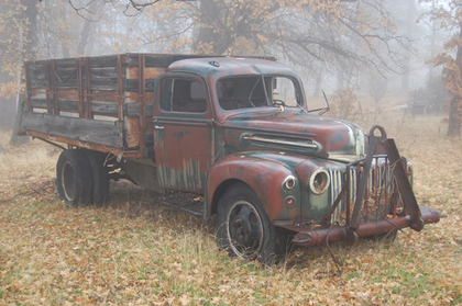1947 Ford 1.5 Ton Flatbed