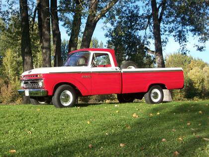 1966 Other F100