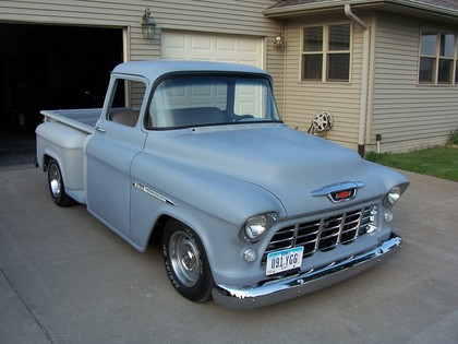 1955 chevy 3100 chevrolet chevy trucks for sale old trucks antique trucks vintage. Black Bedroom Furniture Sets. Home Design Ideas