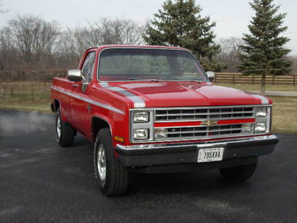 1983 Chevy C30 - Chevrolet - Chevy Trucks for Sale | Old ...