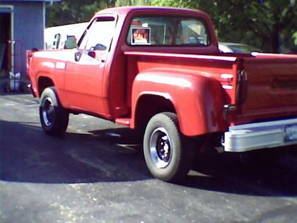 1978 Dodge POWER WAGON 4-WD