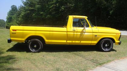 1973 Ford Custom 100