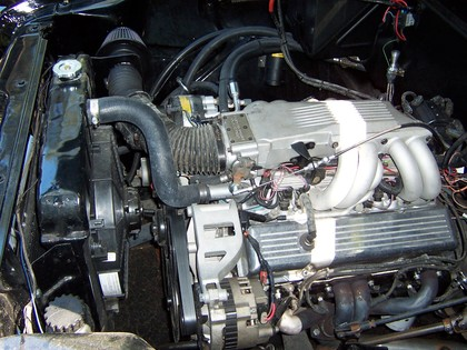 on Vintage Chevy Engines