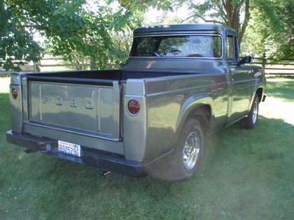 1959 Ford F100 Ford Trucks For Sale Old Trucks