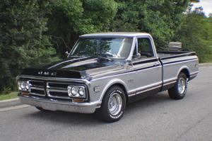 1972 GMC C1500