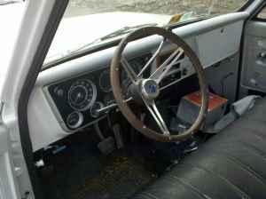 1972 Chevy C-10