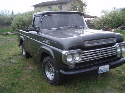 1959 ford f100 ford trucks for sale old trucks antique trucks vintage trucks for sale. Black Bedroom Furniture Sets. Home Design Ideas