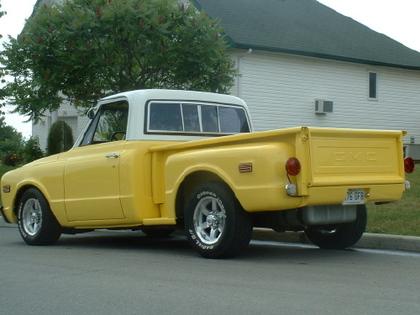1968 GMC c10