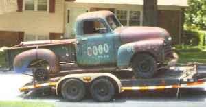 1953 Chevy 3100