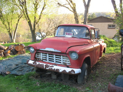 1958 Chevy Napco 4x4 Chevrolet Chevy Trucks for Sale