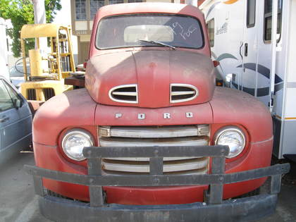 1949 Ford FORD 1949 F6 TRUCK