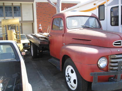 Flatbed Truck For Sale >> 1949 Ford FORD 1949 F6 TRUCK - Ford Trucks for Sale | Old Trucks, Antique Trucks & Vintage ...