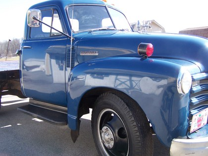 1952 chevy 3800 series one ton chevrolet chevy trucks for sale old trucks antique trucks. Black Bedroom Furniture Sets. Home Design Ideas