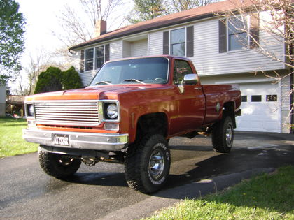 1973 Chevy K10 1500 - Chevrolet - Chevy Trucks for Sale ...