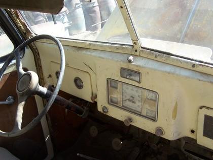 1948 Jeep overland