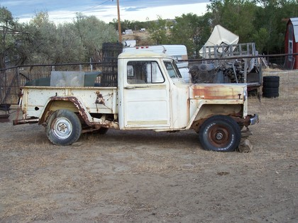 1948 Jeep overland - Jeep Trucks for Sale | Old Trucks ...