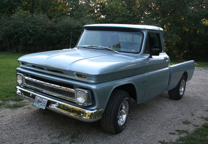 Trucks For Sale In Missouri >> 1966 Chevy c10 - Chevrolet - Chevy Trucks for Sale | Old Trucks, Antique Trucks & Vintage Trucks ...