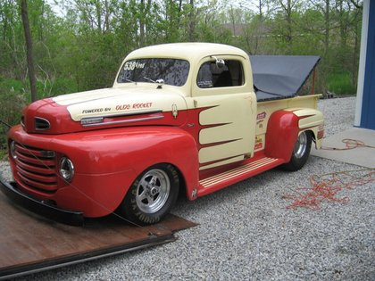 1950 Ford F 100 Ford Trucks For Sale Old Trucks