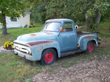 1953 ford f100 f1 ford trucks for sale old trucks antique trucks vintage trucks for sale. Black Bedroom Furniture Sets. Home Design Ideas