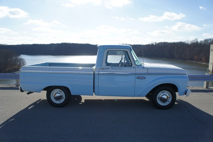 1966 Ford F100 Ford Trucks For Sale Old Trucks