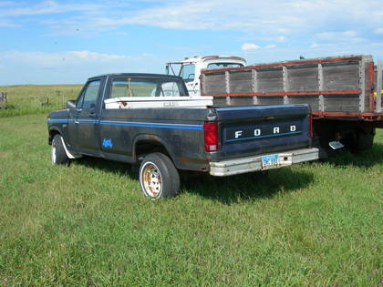 1983 Ford F150 Ford Trucks For Sale Old Trucks
