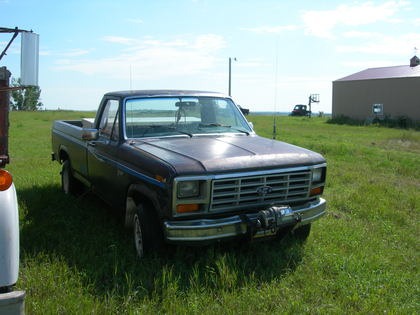 Dscn on 1983 Dodge Dakota