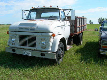 1965 ford one ton truck