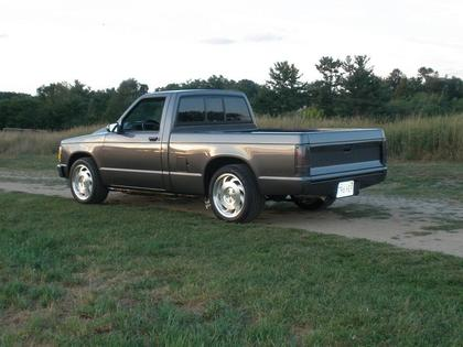 1991 chevy s10 reg cab 2wd chevrolet chevy trucks for sale old trucks antique trucks. Black Bedroom Furniture Sets. Home Design Ideas