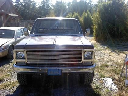 1978 Chevy Silverado