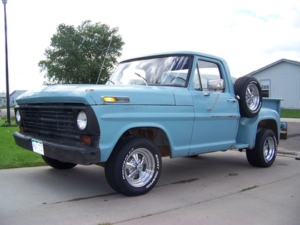 1968 F100 Parts For Sale - 0425
