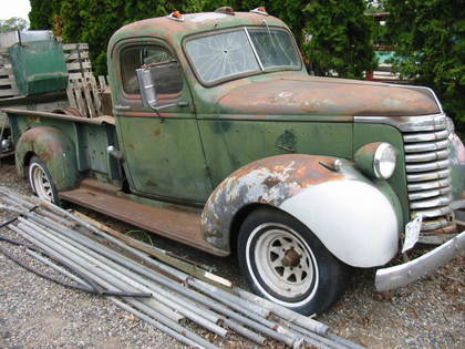 1940 Gmc Gmc Pickup Gmc Trucks For Sale Old Trucks