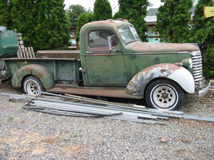Vintage Pickup Truck For Sale >> 1940 GMC GMC Pickup - GMC Trucks for Sale | Old Trucks, Antique Trucks & Vintage Trucks For Sale ...