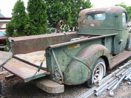 1940 Gmc Gmc Pickup Gmc Trucks For Sale Old Trucks