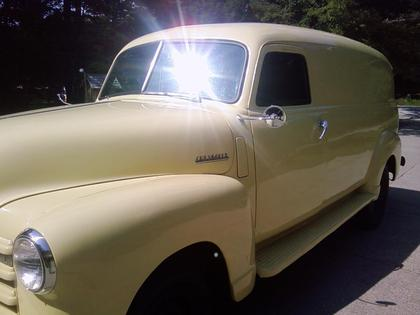 1948 Chevy Panel Truck Chevrolet Chevy Trucks For Sale