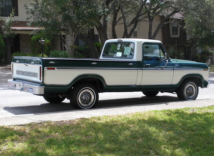 1977 Ford F 150 Ranger Ford Trucks For Sale Old Trucks