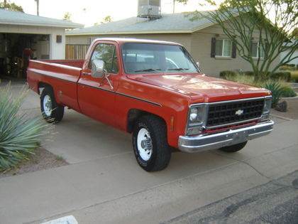 1978 chevy 3 4 ton scottsdale long bed chevrolet chevy for Classic beds for sale