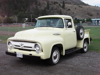 1956 Other M 100 Other Trucks For Sale Old Trucks