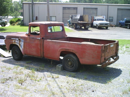 1960 Ford F250 - Ford Trucks for Sale | Old Trucks ...