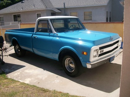 1969 Chevy Truck For Sale >> 1969 Chevy C10 Chevrolet Chevy Trucks For Sale Old Trucks