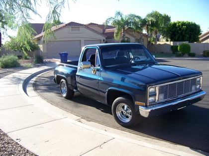 1984 chevy c10 chevrolet chevy trucks for sale old trucks antique trucks vintage trucks. Black Bedroom Furniture Sets. Home Design Ideas