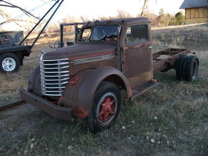 1948 Other Cab And Chassis Other Trucks For Sale Old