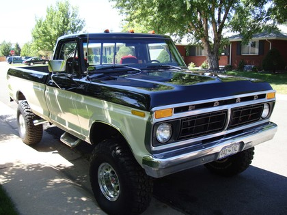 1977 Ford F150 Ford Trucks For Sale Old Trucks