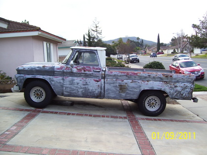 1966 Chevy C20 Chevrolet Chevy Trucks For Sale Old
