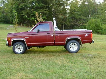 1988 Ford Ranger 4x4 Xlt Ford Trucks For Sale Old