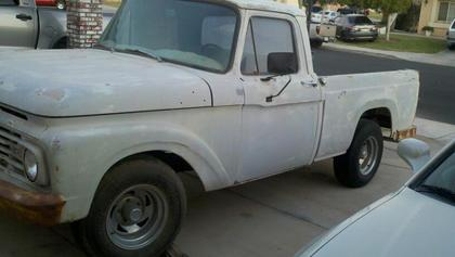 1963 Ford F100 Ford Trucks for Sale Old Trucks