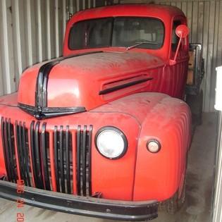 1946 Ford 1/2 ton