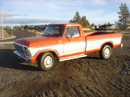 1979 Ford F 250 Ford Trucks For Sale Old Trucks