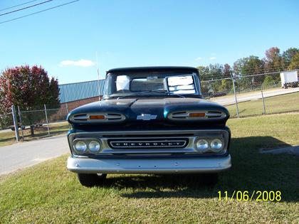 1961 Chevy C10 Chevrolet Chevy Trucks For Sale Old